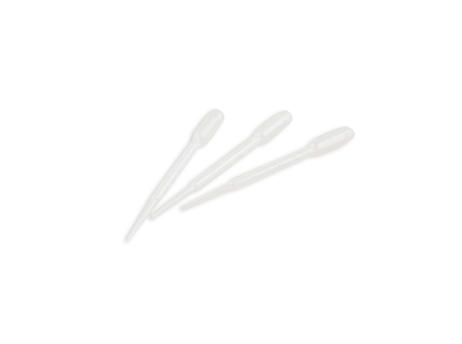 Pasteur Pipette, individually wrapped